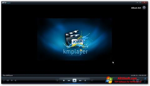 Skärmdump KMPlayer för Windows 10